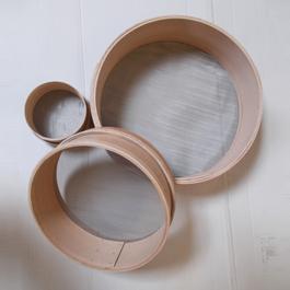 Tamiz malla inox-080 - 22cm